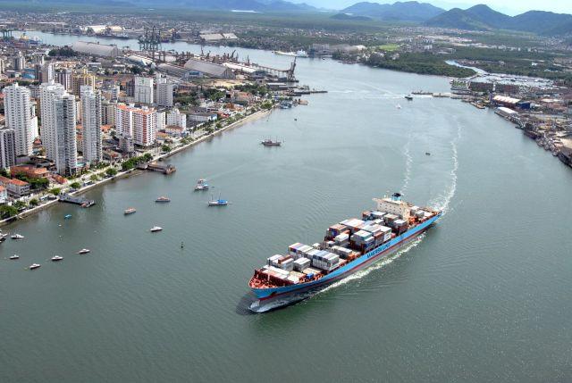 Câmara aprova o BR do Mar, programa do governo de estímulo à cabotagem