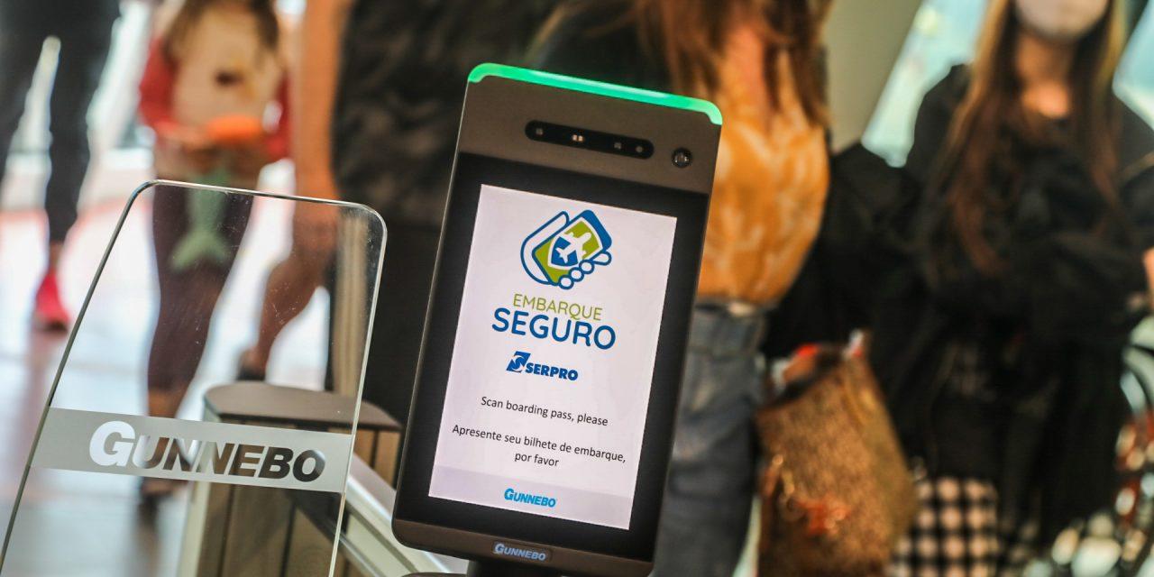 Embarque com reconhecimento facial é testado no Aeroporto de Salvador