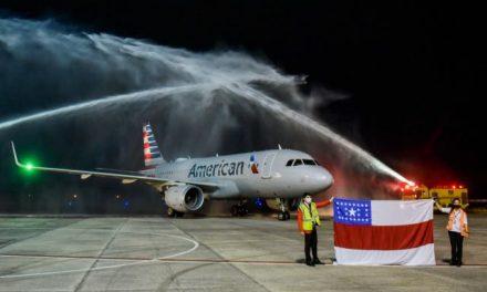 American Airlines anuncia retomada de voos diretos entre Manaus e Miami