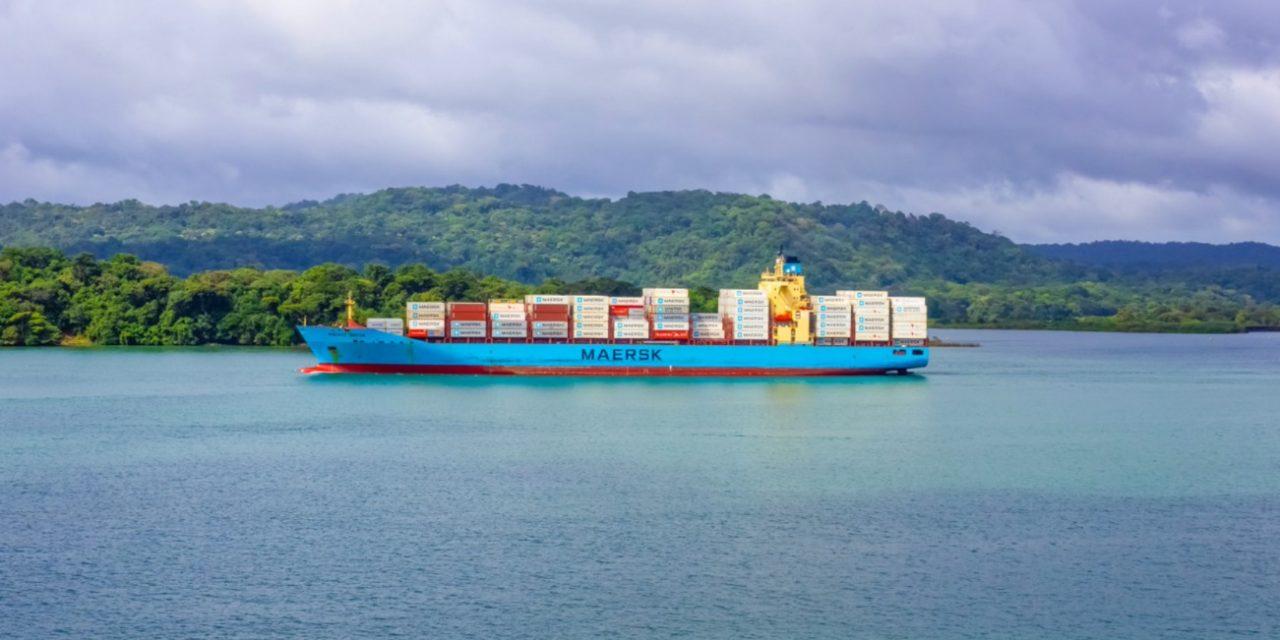 Maersk prevê crescimento de 7% nas importações para 2021