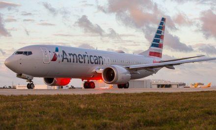 American Airlines inicia operações do Boeing 737 MAX-8 na rota Manaus – Miami