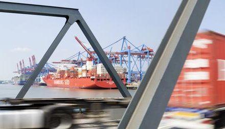 Hamburg Süd prevê crescimento nas importações e exportações globais em 2021
