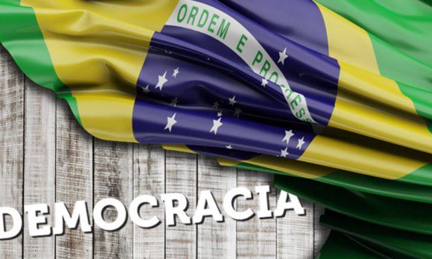 Democracia à brasileira