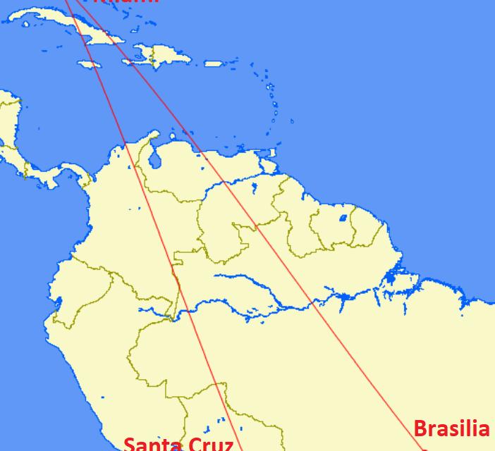 American Airlines anuncia retomada do voo direto entre São Paulo e New York