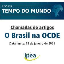 Entrada do Brasil na OCDE pode aumentar em 0,4% o PIB per capita por ano