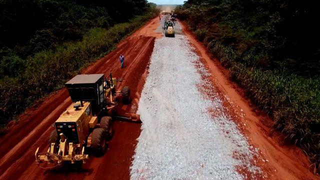 Obras de manutenção em rodovias federais em ritmo acelerado