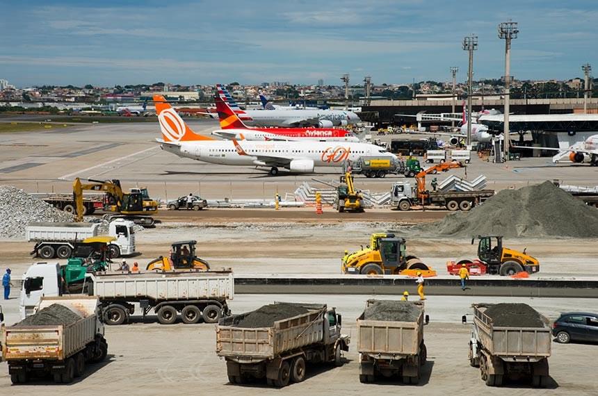 Infraestrutura aeroportuária e as razões para se comemorar