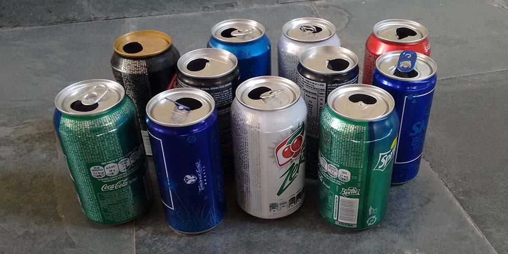 Brasil se mantém entre os líderes mundiais de reciclagem de latas de alumínio para bebidas em 2020