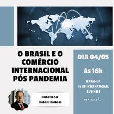 SP INTERNATIONAL BUSINESS abre inscrições