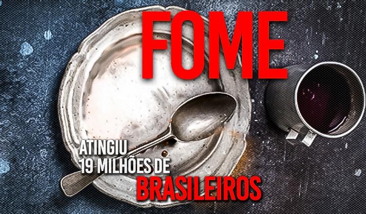 Fome atingiu 19 milhões de brasileiros na pandemia, segundo pesquisa nacional inédita