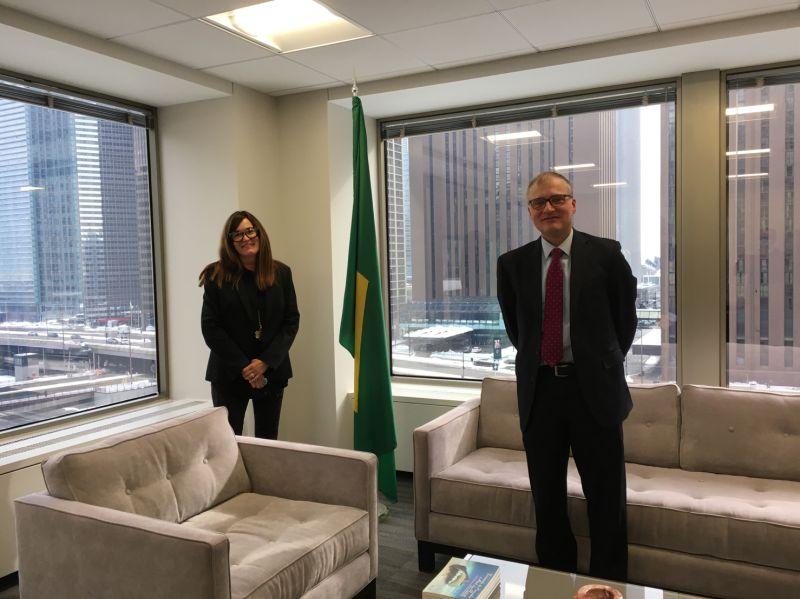 Mackenzie promove palestra on-line sobre as relações econômicas do Brasil e Texas e como o Itamaraty pode ajudar as empresas, nessa quinta-feira (13)