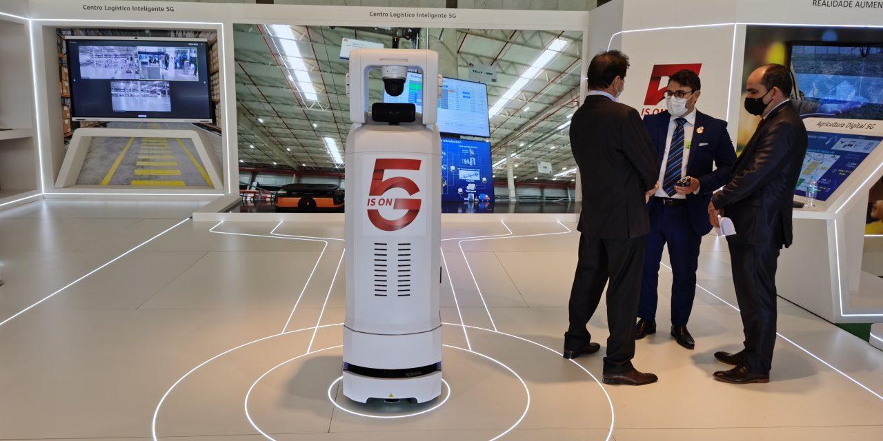 Evento recebe Huawei e outros fornecedores de infraestrutura de rede 5G para apresentar a nova tecnologia a autoridades