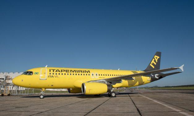 Itapemirim Transportes Aéreos inicia venda de passagens no no próximo dia 21