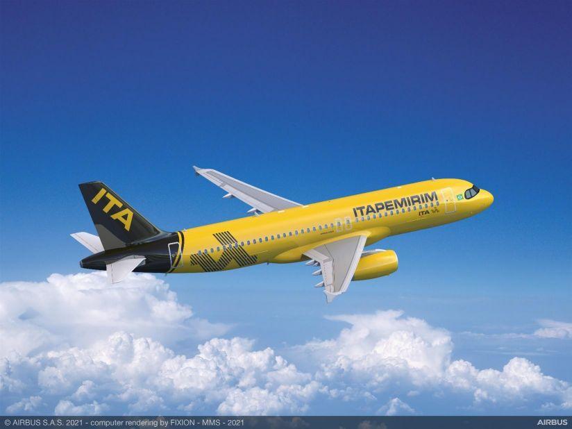 Itapemirim torna-se a mais nova operadora da Airbus no Brasil
