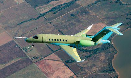 TAM Aviação Executiva está pronta para os voos internacionais em Congonhas