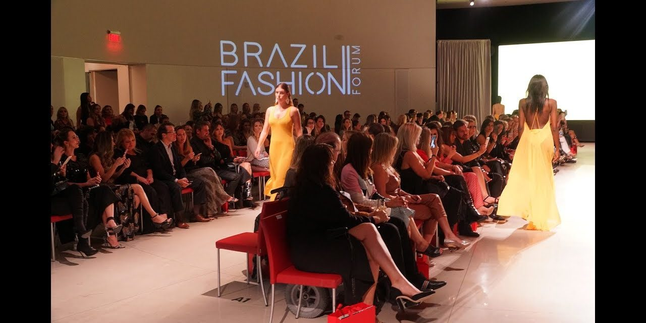 AMERICAN AIRLINES É A TRANSPORTADORA OFICIAL DO BRAZIL FASHION FORUM 2021